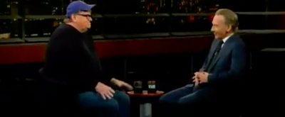 VIDEO: Bill Maher and Michael Moore Get Into Heated Debate About Democratic Strategy on REAL TIME WITH BILL MAHER