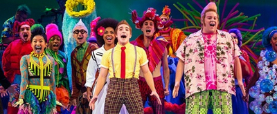 BWW Review: SPONGEBOB: THE MUSICAL Amuses at Victoria Theatre Association's Schuster Center