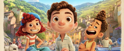 VIDEO: Watch a New Trailer for Disney & Pixar's LUCA!