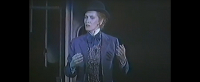 VIDEO: On This Day, August 4 - THE MYSTERY OF EDWIN DROOD Debuts at the Delacorte Video