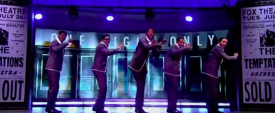 VIDEO: Cast of AIN'T TOO PROUD Perform a Medley on THE VIEW