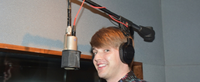 Photo Coverage: Mark William Records 'Come Croon With Me'