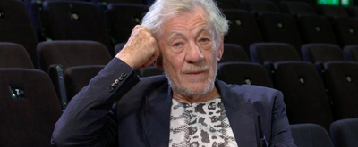 VIDEO: Ian McKellen Discusses Why There Should Be a Statue of Playwright Joe Orton