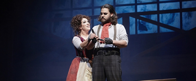 BWW Review: SWEENEY TODD: THE DEMON BARBER OF FLEET STREET at WA Opera