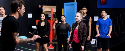 Photo Flash: In Rehearsal With SOFT POWER At The Public Theater