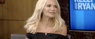 VIDEO: Kristin Chenoweth Talks Her First Concert Back and More on LIVE WITH KELLY & RYAN