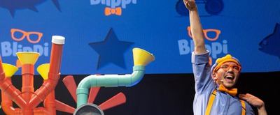BWW Review: BLIPPI LIVE at Tobin Center For The Performing Arts