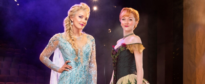 Photo Flash: First Look at FROZEN's National Touring Cast; Plus Go Inside Rehearsal!