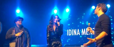 VIDEO: Idina Menzel, Jonathan Groff, and Josh Gad Perform 'Let It Go' at a London Gay Nightclub in This Fun Must-Watch Video!