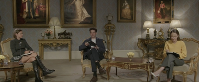 VIDEO: The Cast of THE CROWN Takes the Ultimate 1980s Quiz