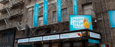 BWW TV: Broadway Walks the Red Carpet on Opening Night of JAGGED LITTLE PILL