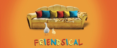 Review: FRIENDSICAL, Nuffield Southampton Theatres