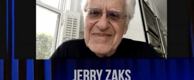 VIDEO: Jerry Zaks Shares Updates on Future of THE MUSIC MAN, MRS. DOUBTFIRE, and His Latest Project- LOVE LETTERS!