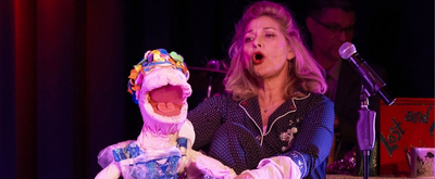 Review: LESLIE AND LOLLY'S BIZARRE BRUNCH Brings Leslie Carrara-Rudolph Back to The Laurie Beechman Theatre