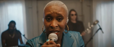 VIDEO: Cynthia Erivo Performs 'The Good' on THE LATE SHOW WITH STEPHEN COLBERT!