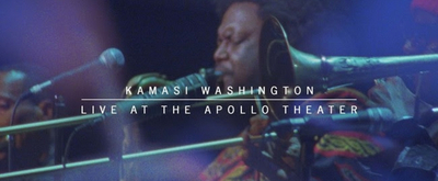 Amazon Music to Debut KAMASI WASHINGTON LIVE AT THE APOLLO THEATER on Feb. 6