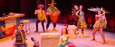 VIDEO: First Look at QUIXOTE NUEVO at Hartford Stage