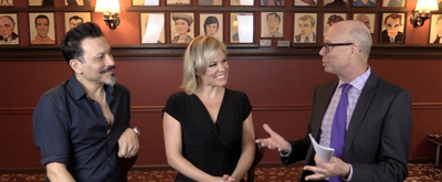 BWW TV: Robyn Hurder and Ricky Rojas Tell All About the Magic of MOULIN ROUGE