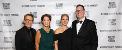 Photo Flash: Inside Westport Country Playhouse's Gala, Featuring Kelli O'Hara and Seth Rudetsky