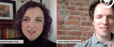 VIDEO: Jacob Grigolia-Rosenbaum Talks Shakespeare and Stage Combat in The Old Globe's ON BOOK Session 11