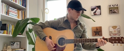 Living Room Concerts: HADESTOWN's John Krause Makes Up His Missed Performance