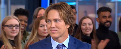 VIDEO: Larry Birkhead Opens Up About Relationship with Anna Nicole Smith on GOOD MORNING AMERICA!