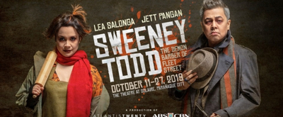 Check Out An All New Photo of Lea Salonga, Jett Pangan, and Nyoy Volante in SWEENEY TODD!
