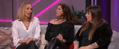 VIDEO: Wilson Phillips Talk About Growing Up With the Beach Boys on THE KELLY CLARKSON SHOW