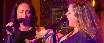VIDEO: Eden Espinosa and Bonnie Milligan Sing 'I Will Never Leave You' From SIDE SHOW