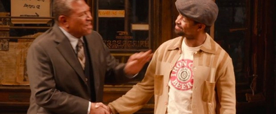 VIDEO: First Look at JITNEY at the Old Globe