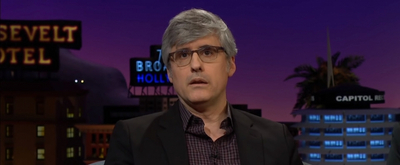VIDEO: Mo Rocca Talks About Touring With GREASE on THE LATE LATE SHOW
