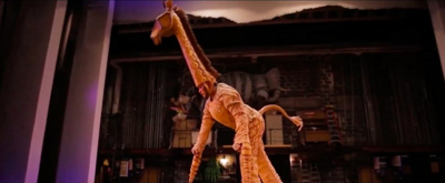 VIDEO: Get a Backstage Look at THE LION KING Bringing Its Giraffe To Life
