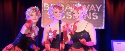 BWW TV: Have Yourself a Merry Little Christmas at Broadway Sessions!