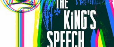 THE KING'S SPEECH Comes To Hartford Stage In March