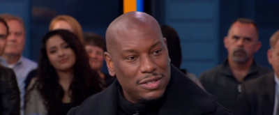 VIDEO: Tyrese Gibson Talks About His Childhood Dreams on GOOD MORNING AMERICA!