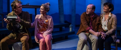 Review: THE REALISTIC JONESES at Spooky Action Theater