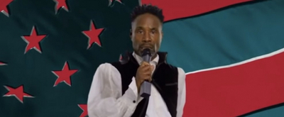 VIDEO: Billy Porter Performs 'For What It's Worth' at the Democratic National Convention
