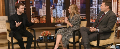 VIDEO: Daniel Radcliffe Talks Starring Opposite Alan Cumming in ENDGAME