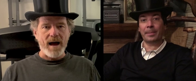 VIDEO: Bryan Cranston and Jimmy Fallon Show Off Their Hats Video