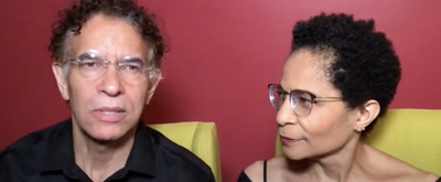 VIDEO: Brian Stokes Mitchell and Allyson Tucker Discuss Their Experience with COVID-19