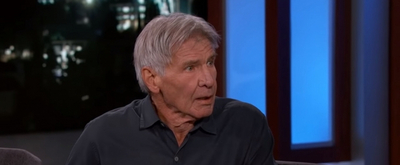 VIDEO: Harrison Ford Talks the Oscars, Han Solo Dying on JIMMY KIMMEL LIVE