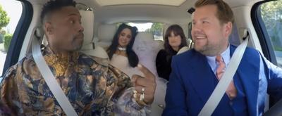 VIDEO: Carpool Karaoke with Billy Porter, Idina Menzel and Camila Cabello