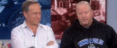 VIDEO: Mike Rowe Talks About His Search for Do-Gooders on TODAY SHOW