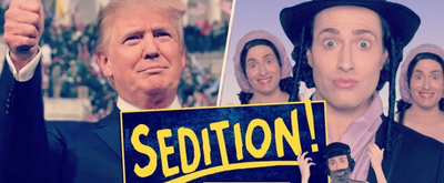 VIDEO: Randy Rainbow Channels His Inner Tevye with Latest Parody- 'Sedition!'