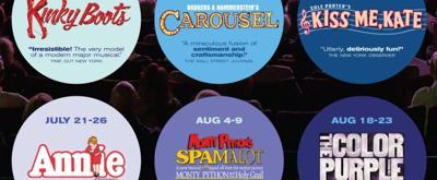 Broadway At Music Circus 2020 Season Postponed To Summer Of 2021