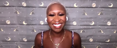 VIDEO: Cynthia Erivo Talks About Playing Aretha Franklin on JIMMY KIMMEL LIVE! Video