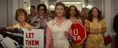 VIDEO: Cate Blanchett Shares the Power Preview of MRS. AMERICA on FX