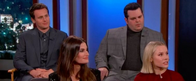 VIDEO: Idina Menzel, Jonathan Groff, Kristen Bell, and Josh Gad Talk FROZEN 2 Spoilers, the Premiere, and More!