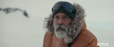 VIDEO: Watch a Trailer Announcement for THE MIDNIGHT SKY Starring George Clooney