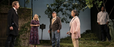 Photo Flash: First Look at THE PLOT at Yale Rep